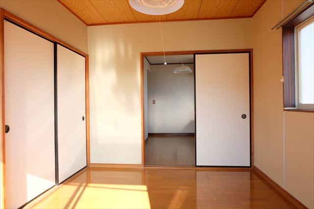 ハシモトハイツ 205号室のリビング