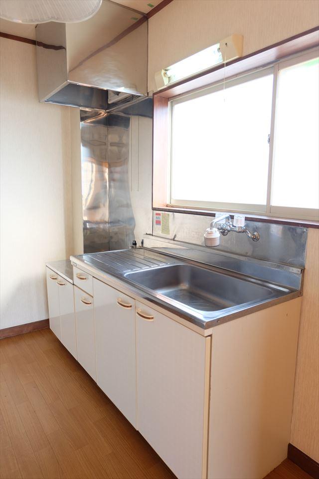 ハシモトハイツ 205号室のキッチン