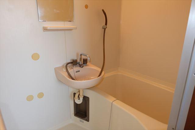 ハシモトハイツ 205号室の風呂