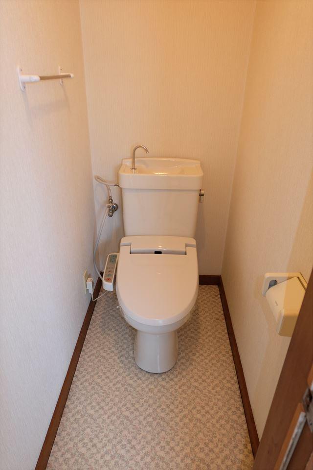 ハシモトハイツ 205号室のトイレ