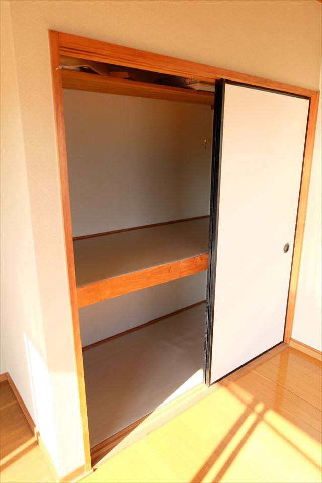 ハシモトハイツ 205号室の収納