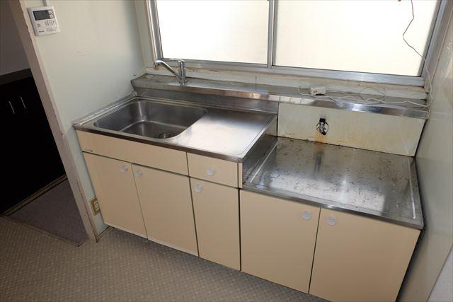 ハイグレード望月 203号室のキッチン