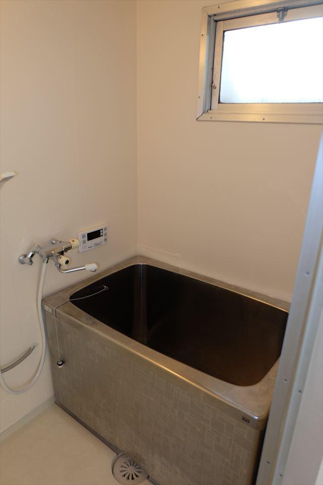 ハイグレード望月 203号室の風呂