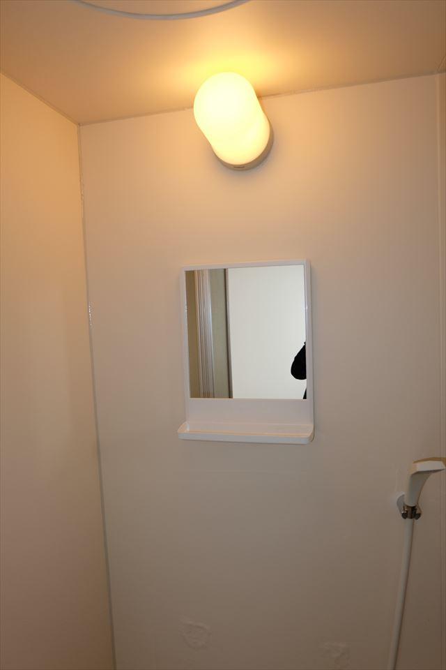 ハイグレード望月 203号室の洗面所