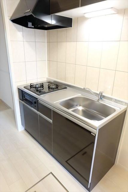 グレース エクセレンス 101号室のキッチン