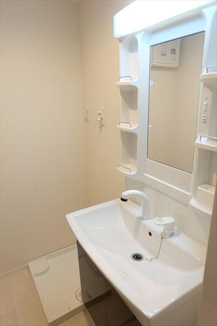 グレース エクセレンス 101号室の洗面所