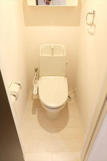 グレース エクセレンス 101号室のトイレ
