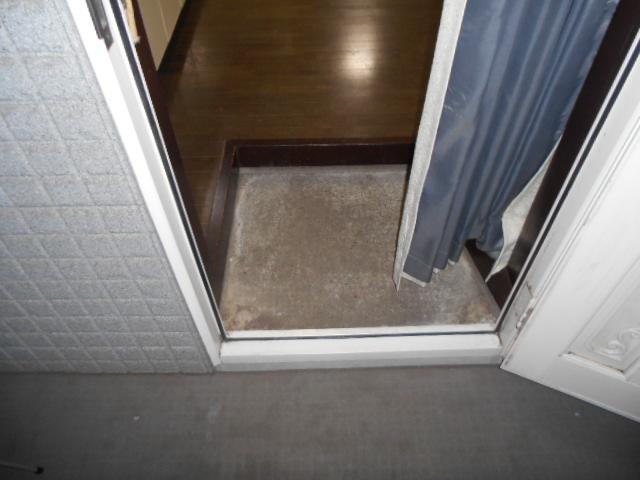 武美ハイツ 2B-2号室の玄関