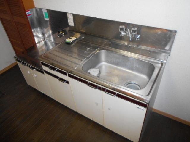 武美ハイツ 2B-2号室のキッチン