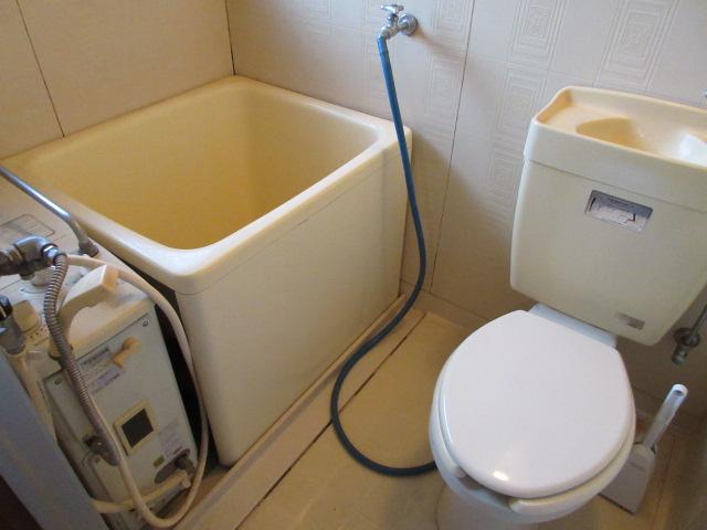 オーネットハイツ 102号室の風呂