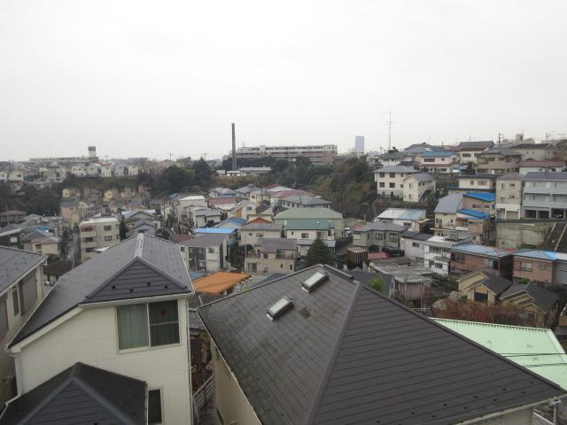 モンステラ妙蓮寺B 205号室の景色