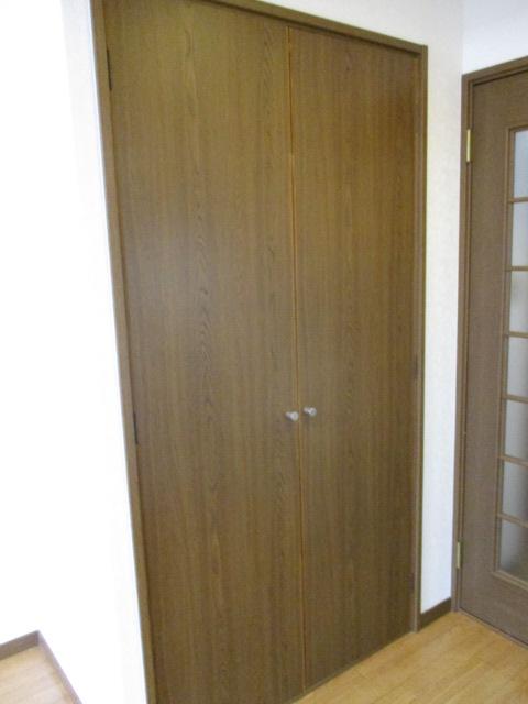 CREST VⅠ 103号室の収納