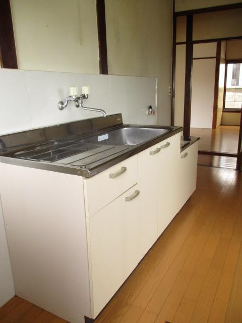 柿沼貸家のキッチン