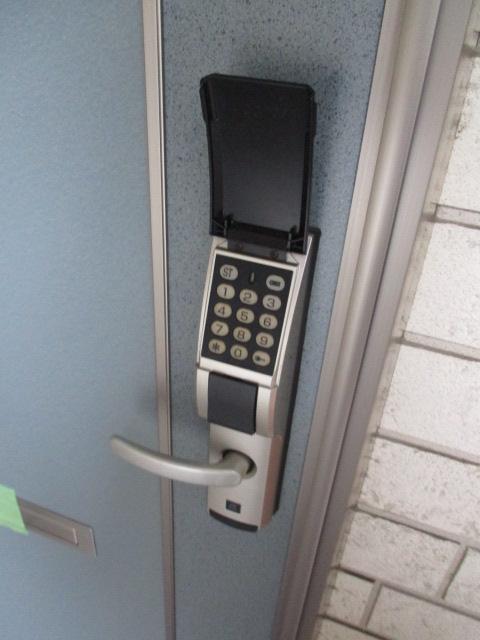 リシャールⅠ 101号室のセキュリティ