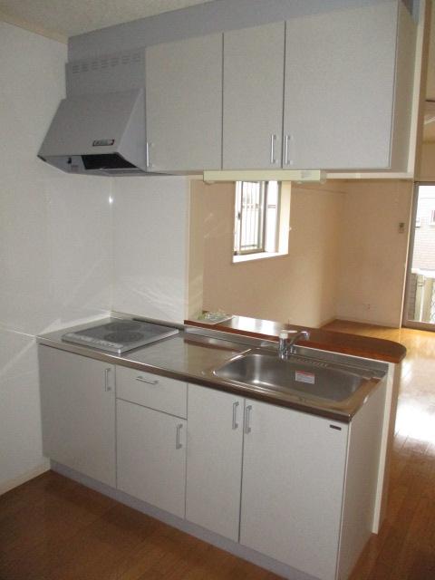 リシャールⅠ 101号室のキッチン
