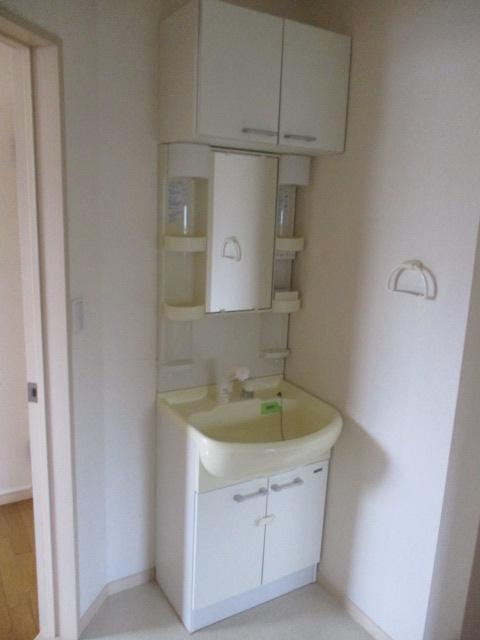 リシャールⅠ 101号室の洗面所