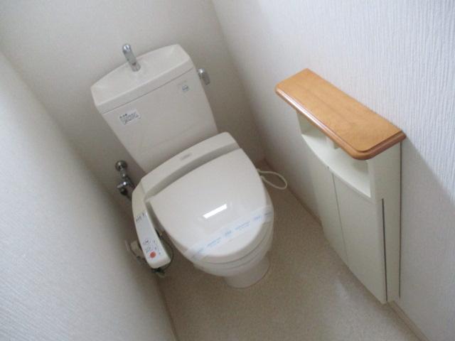 リシャールⅠ 101号室のトイレ