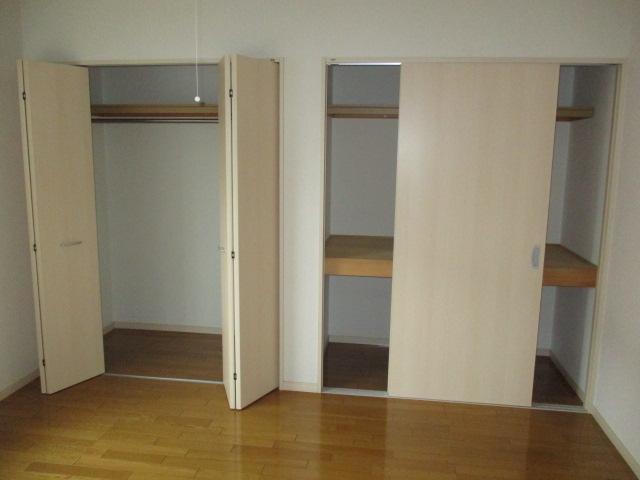 リシャールⅠ 101号室の収納