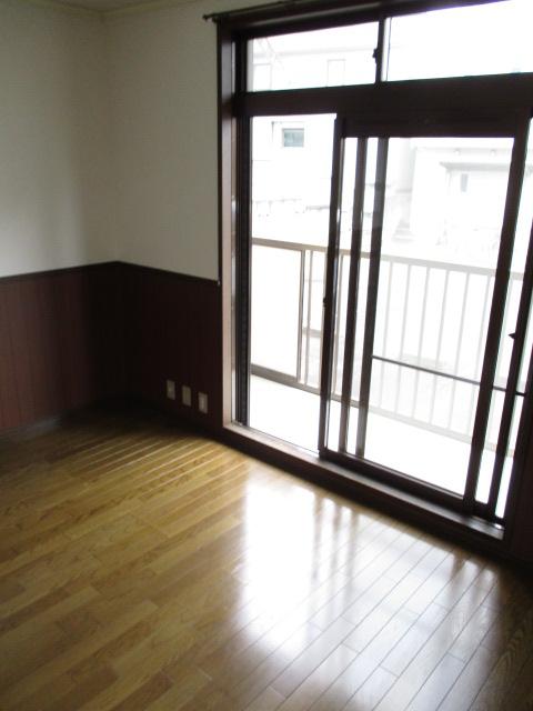 オストハウス 101号室のリビング