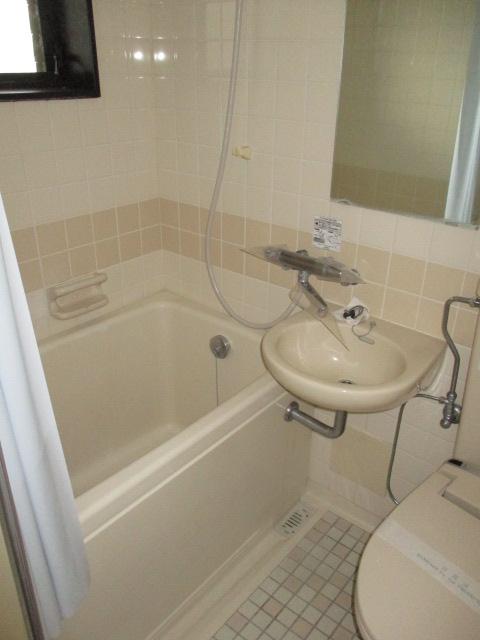 タカクコーポ 205号室の風呂