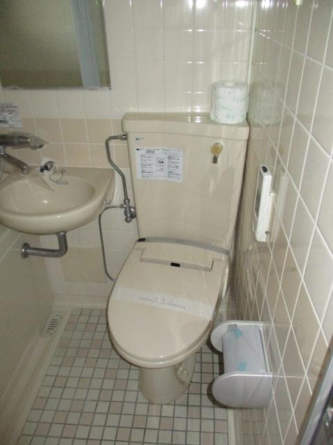 タカクコーポ 205号室のトイレ