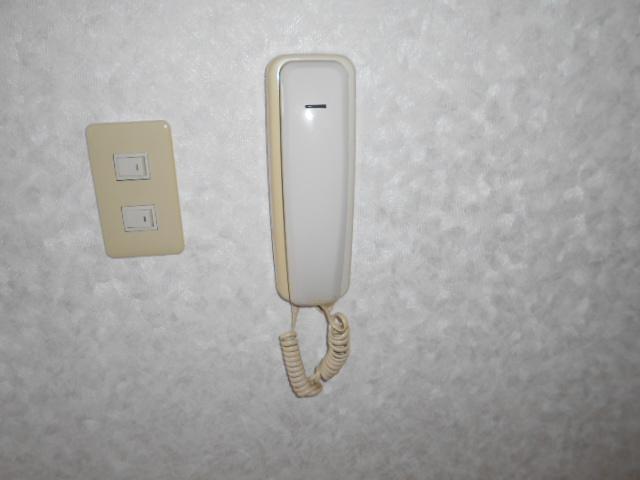 メゾン・ミヤマ 301号室のセキュリティ