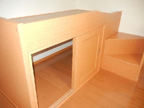 レオパレス栄華西Ⅱ 205号室の設備
