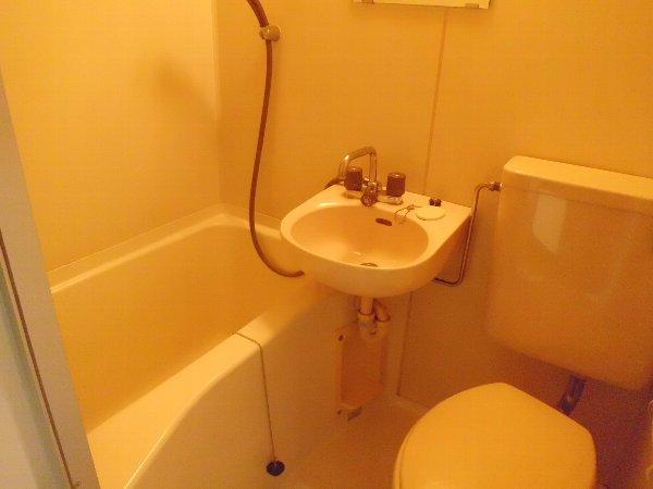 エステートピア金沢文庫 103号室の風呂