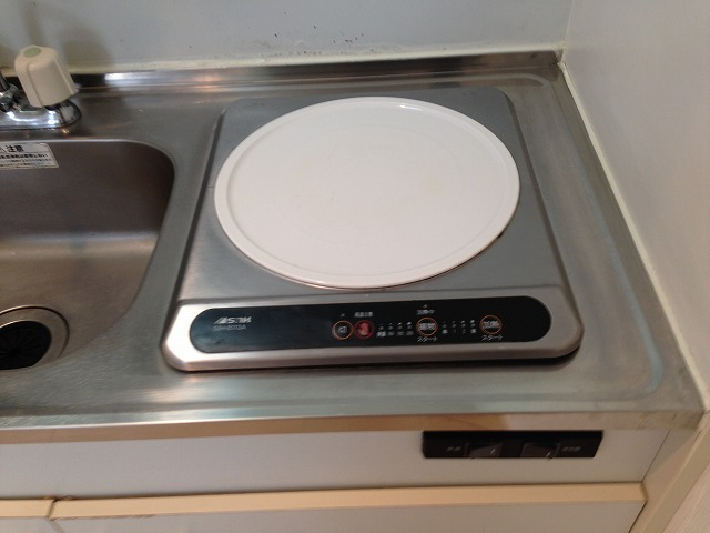サンアーバン町屋 303号室のキッチン
