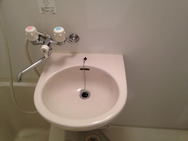 サンアーバン町屋 303号室の洗面所