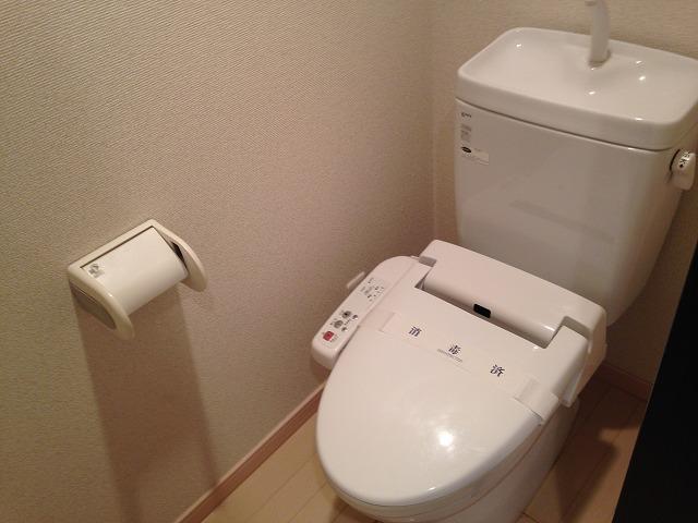 サンアーバン町屋 303号室のトイレ