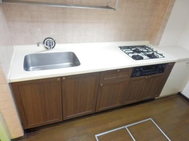 NICアーバンハイム二俣川 0101号室のキッチン
