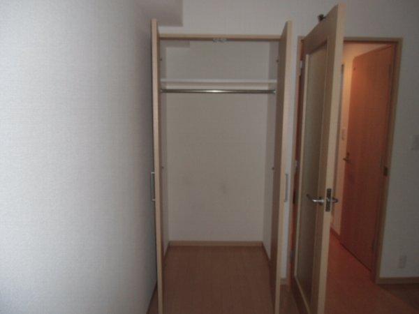 Plaza・M 202号室の収納