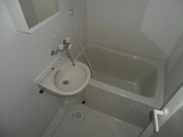 Plaza・M 202号室の風呂