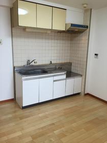 ファーストハイツ 502号室のキッチン