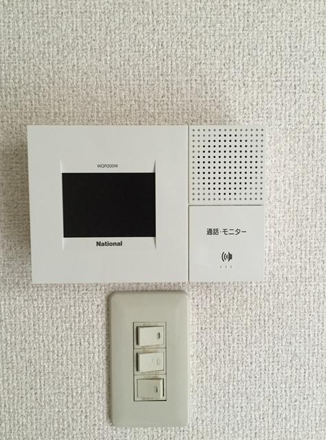 クローカス・コスギ 102号室のセキュリティ
