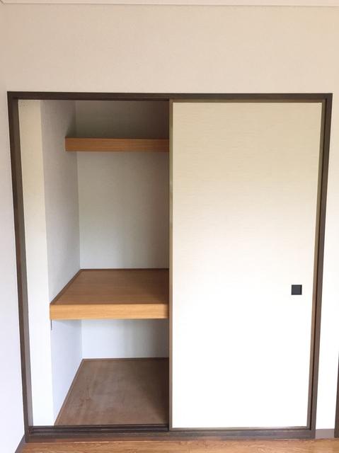 クローカス・コスギ 102号室の収納