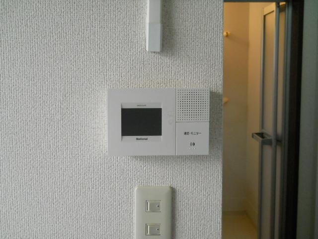 いずみハイツ 102号室のセキュリティ