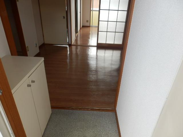 新井ハイツⅡ 02040号室のエントランス
