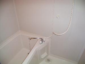 マンションローレル 03010号室の風呂