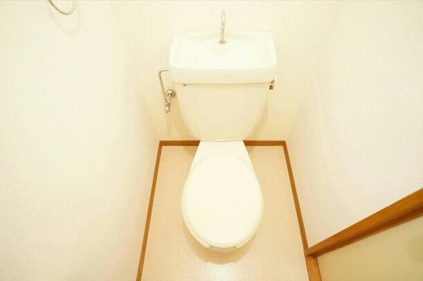 エルディムパークサイド 02010号室のトイレ