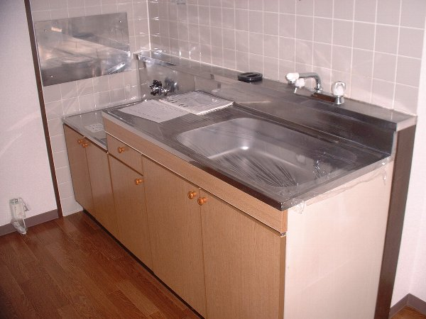 スクエアガーデン 04010号室のキッチン