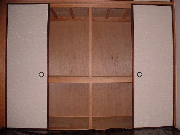 スクエアガーデン 04010号室の収納