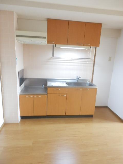 エスポワ-ルいずみ野 503号室のキッチン