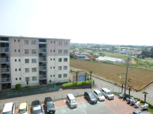 エスポワ-ルいずみ野 503号室の眺望