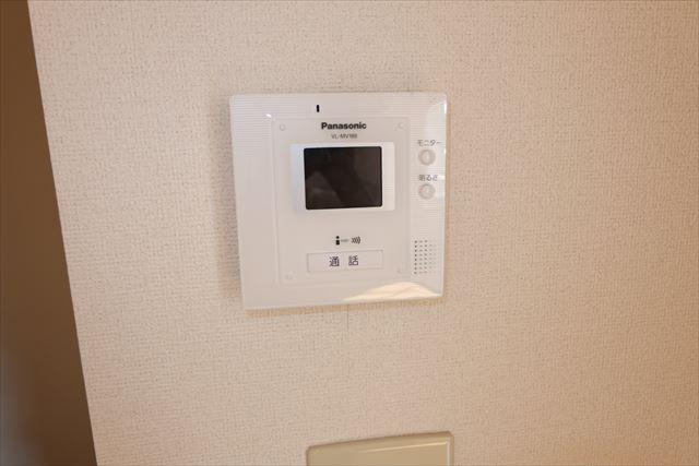 プレーリーメゾン 02010号室のセキュリティ