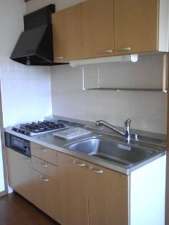 クラベ-ルⅡ 202号室のキッチン