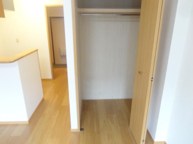 フィオーレ・エコー 213号室の収納