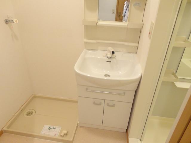 フィオーレ・エコー 213号室の洗面所