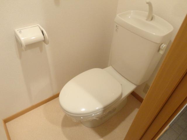 フィオーレ・エコー 213号室のトイレ